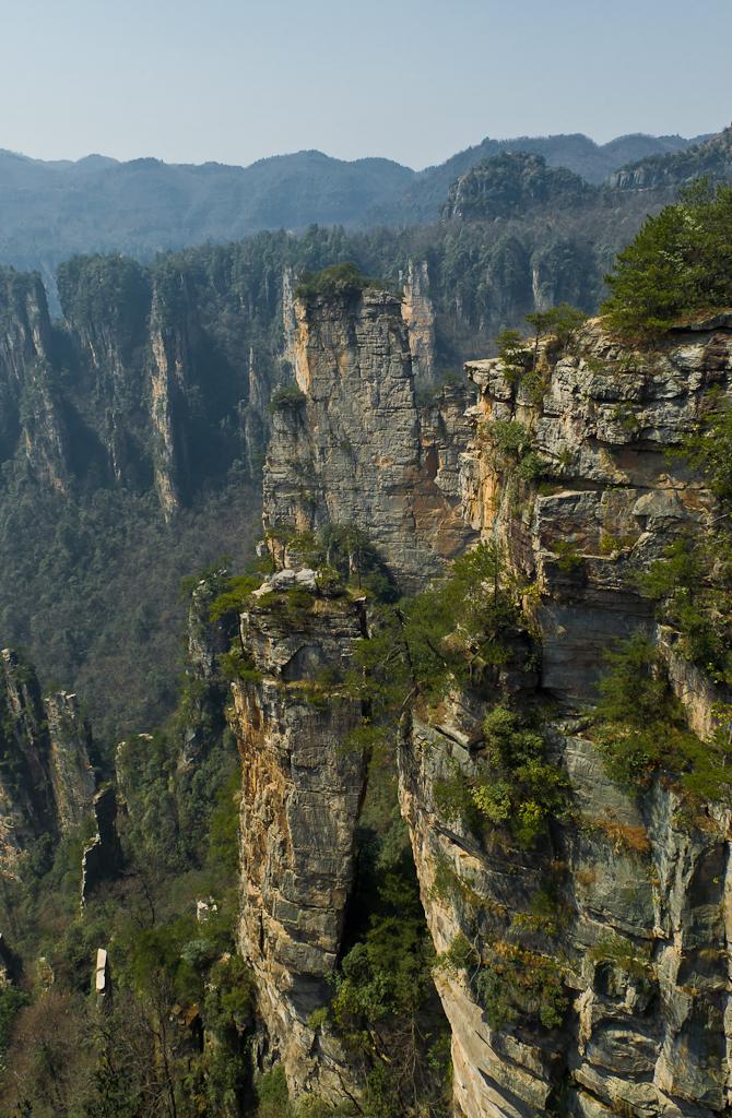 Фото 9. Горы Чжанцзяцзе - вы навсегда в сердце моем. Отзывы о самостоятельном отдыхе в Китае