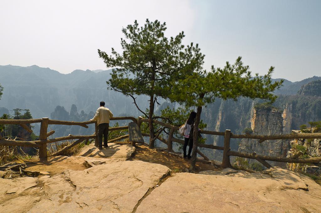 19. Парк Чжанцзяцзе. И я там был. Подробный отчет как добраться и что посмотреть в заповеднике. Путешествие по Китаю самостоятельно.