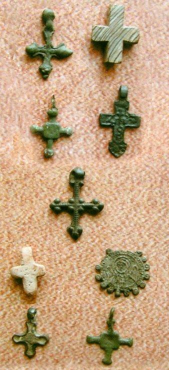 Находки, сделанные на Лавском археологическом комплексе