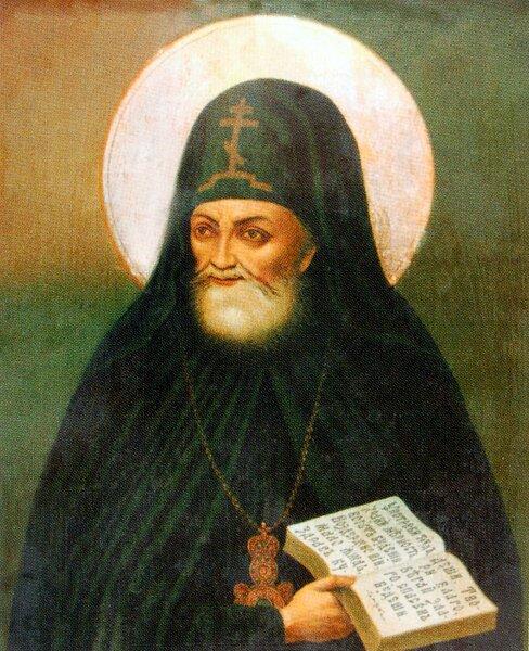 Икона Святителя Митрофана, епископа Воронежского