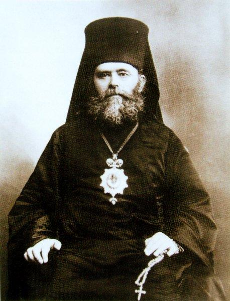 Епископ Митрофан (Афонский). Фото 1910-х гг.