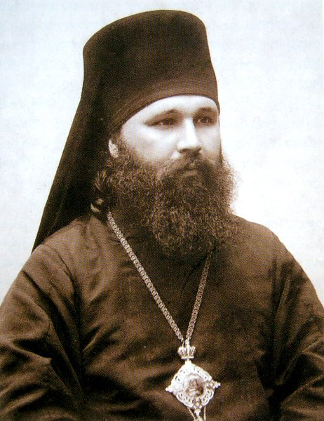 Епископ Амвросий (Смирнов). Фото 1910-х гг.