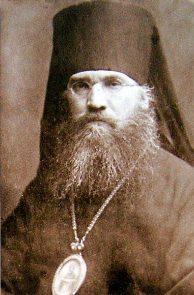 Епископ Николай (Никольский). Фото 1920-х гг.