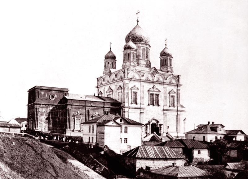 Вознесенский собор. Фото начала XX в.