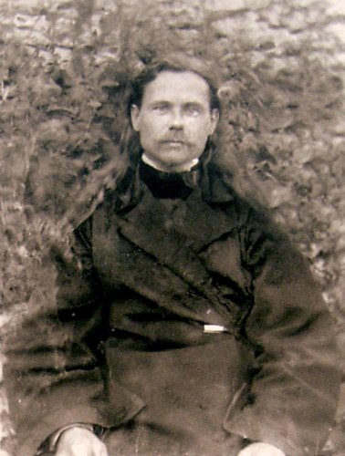 Диакон Андрей Мигунов. Фото 1930-х гг.