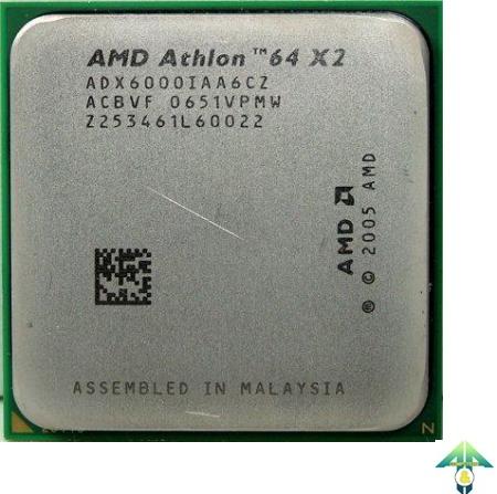 S-aM2 Athlon 64 X2 6000+