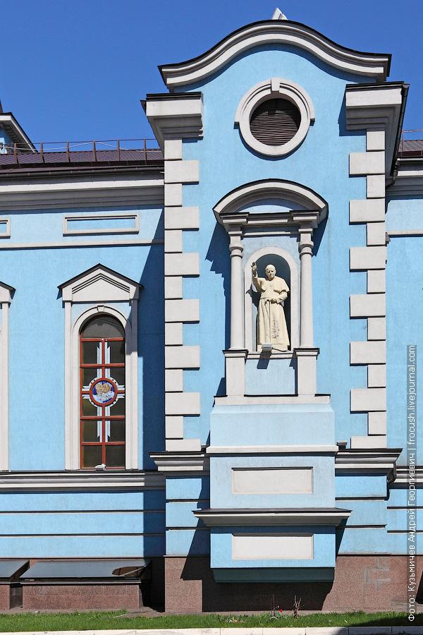 фотография Католический храм Воздвижения Святого Креста в Казани