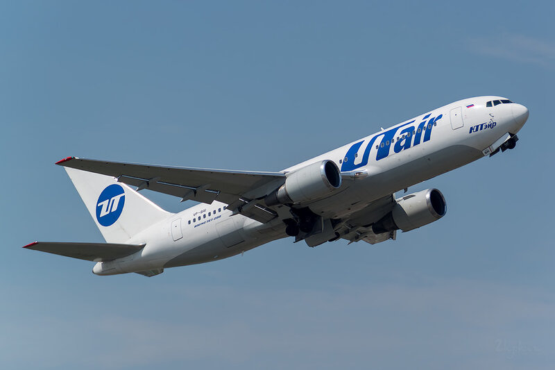 Boeing 767-224/ER (VP-BAI) ЮТэйр D801522