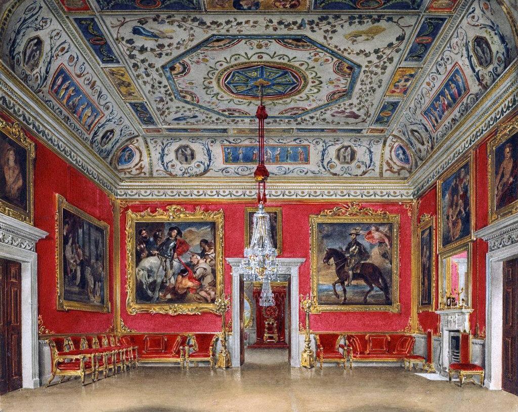 Картинки по запросу букингемский дворец it