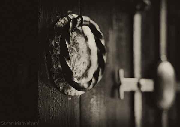 Старинные двери