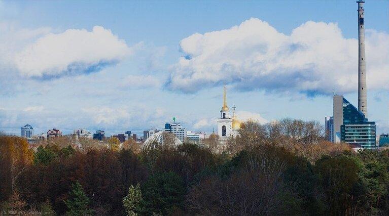 Обычный день в Екатеринбурге