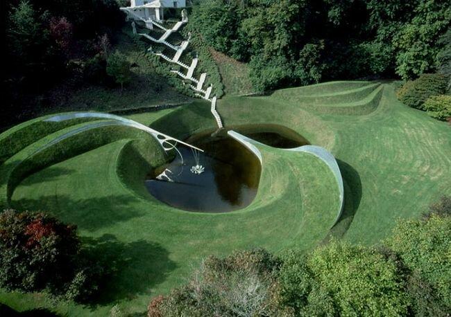 Парк космических размышлений, Шотландия