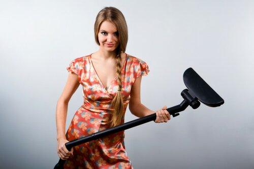 Работа по дому – может причинить вред!
