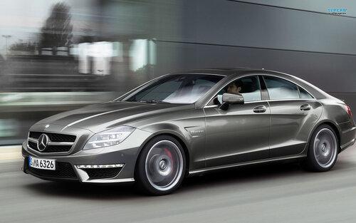 Новый E-класс от Mercedes Benz