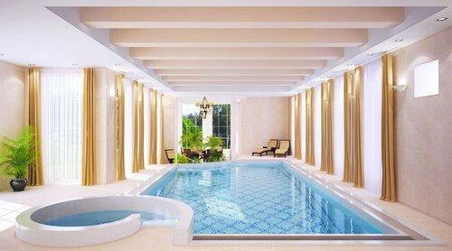 Виды бассейнов для дачи и дома