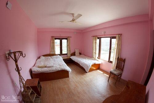 комната 119 в Royla Gueshouse, Покхара