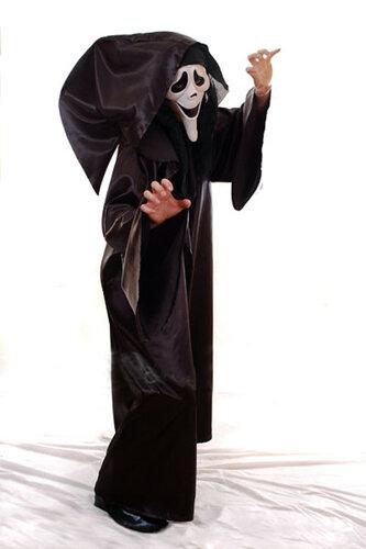 Мужской карнавальный костюм Крик