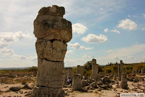 мистическое место в Болгарии
