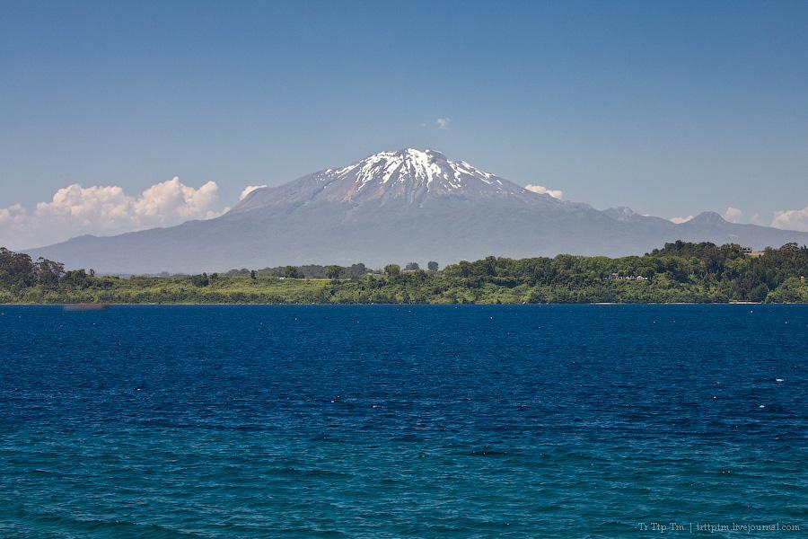 17. Зелёный край озёр и вулканов.