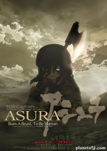 Асура / Asura (2012/HDRip)
