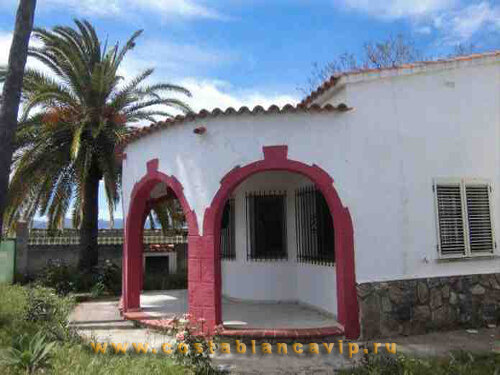 Вилла в Poblets, вилла в Поблетсе, дом в Поблетсе, дом в Аликанте, вилла на пляже, дом в Испании, недвижимость от банка, Коста Бланка, Коста Валенсия, CostablancaVIP, залоговая недвижимость