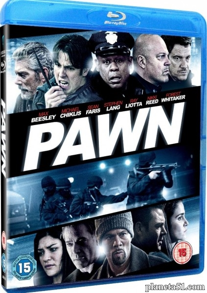Пешка / Pawn (2013/BDRip/HDRip)