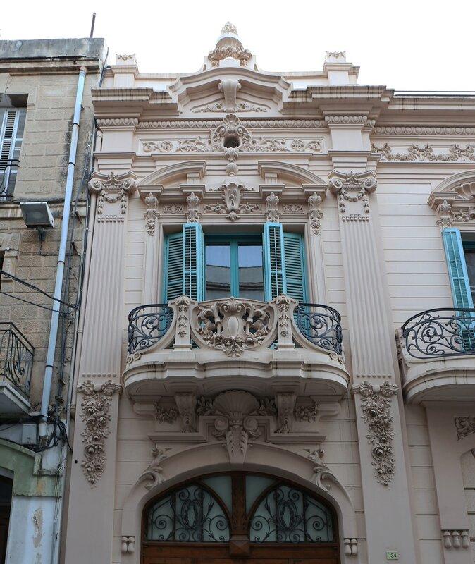 Tortosa, Тортоса, Casa Brunet
