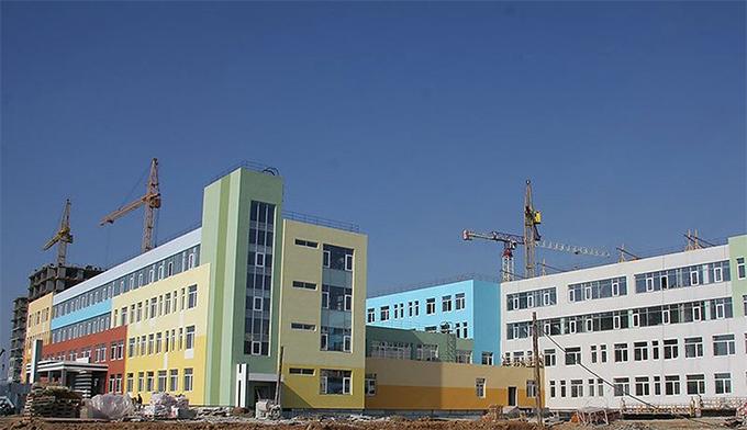 Строительство школ и детских садов, объектов социальной инфраструктуры
