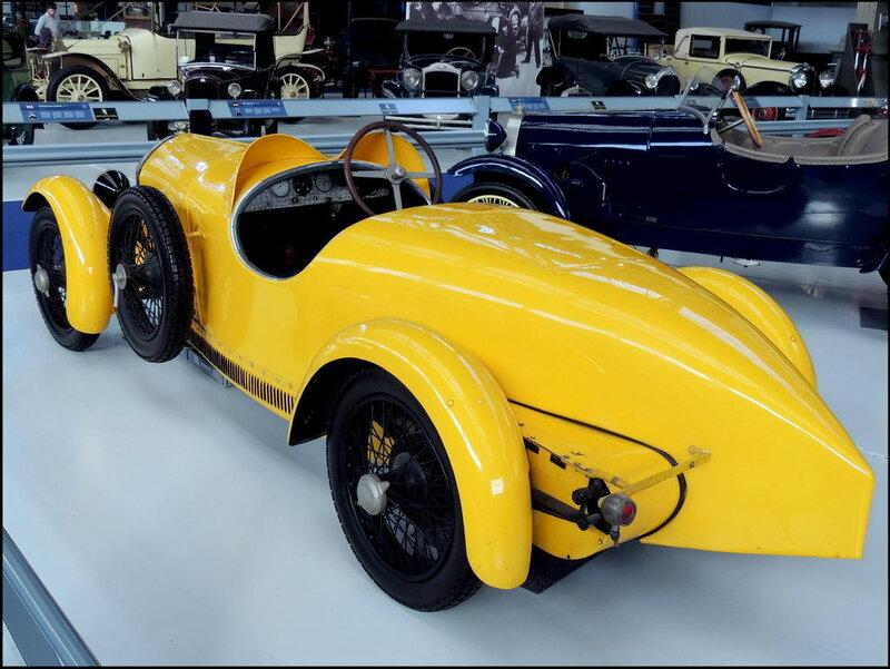 Autoworld 8441 FN 1300 Sport 1925 4cyl 1-4cc