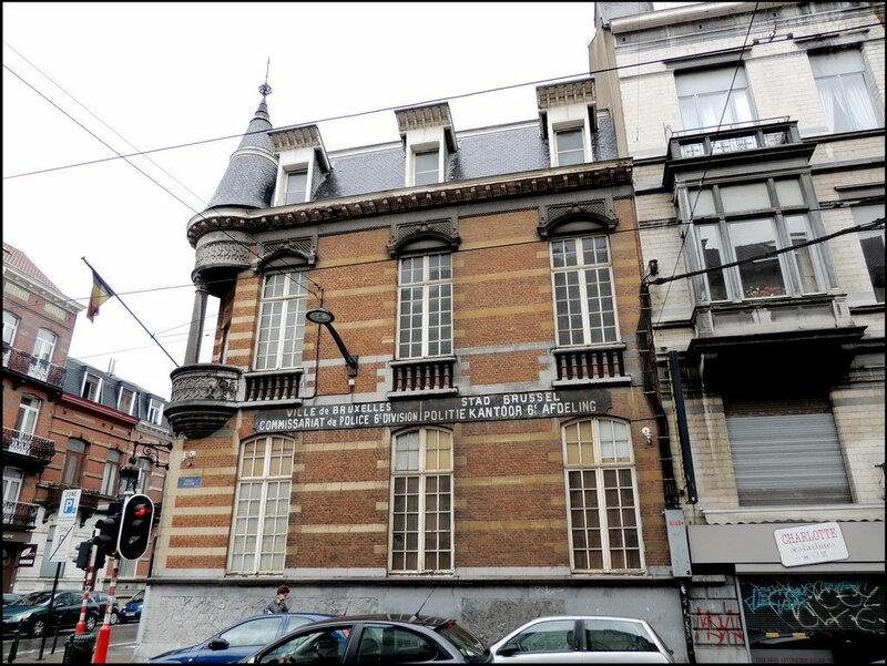 Bruxelles 6685 Ixelles - Rue Lesbroussart
