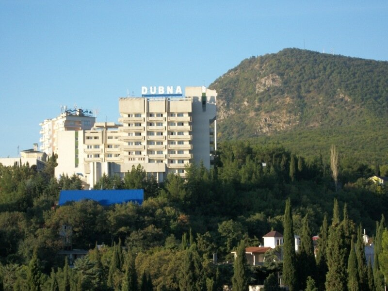Отдых в Алуште 2 16 пансионаты с лечением и
