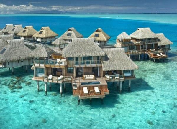 Райский остров Бора-Бора