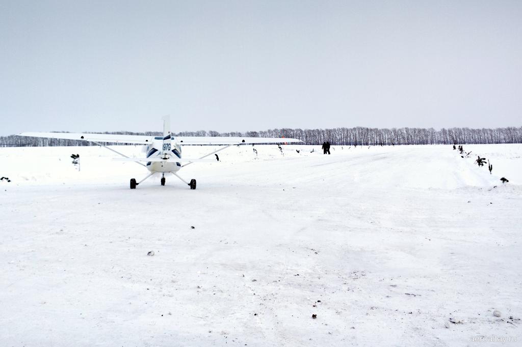 Аэродром в Белокурихе