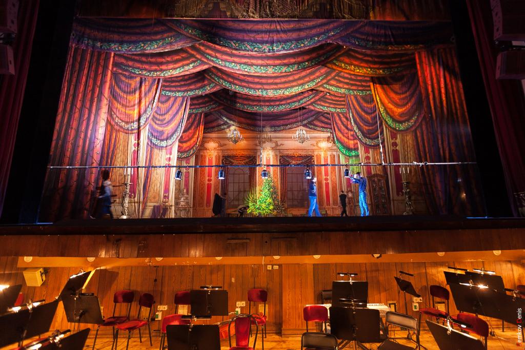 Картинки музыкального театра в ростове-на-дону