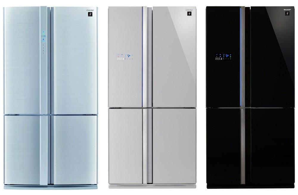 Холодильники Sharp - Краснодар - магазин холодильного оборудования