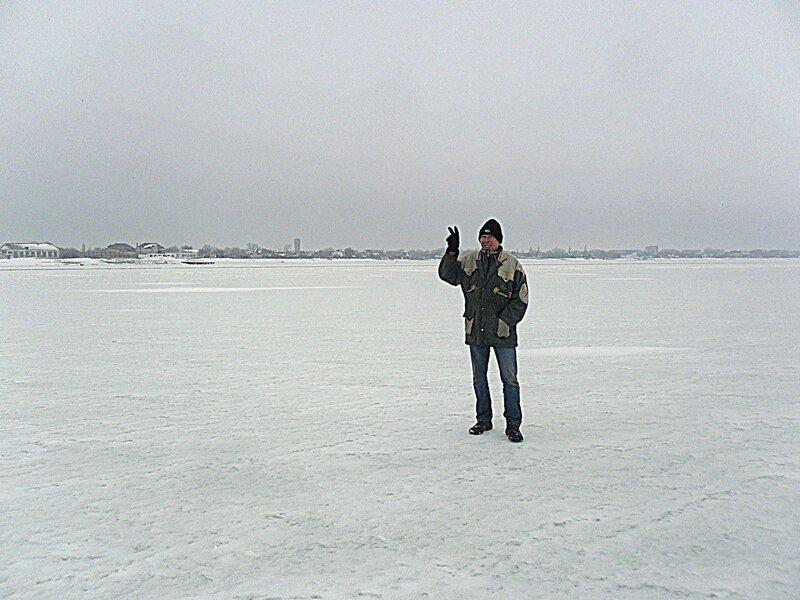 Снег, мороз, фото