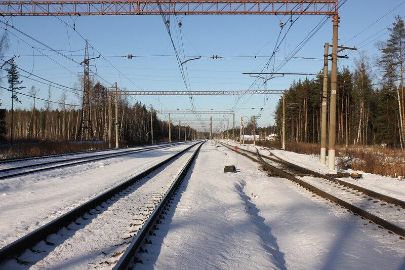Станция Поточино