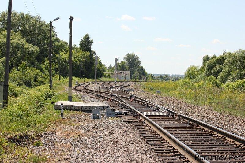 Станция Павелец-2-Сызраньский