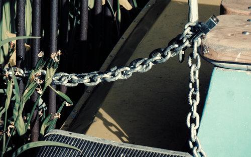 Скованные одной цепью
