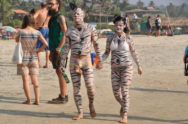 Фрик-парад в Арамболе 2016