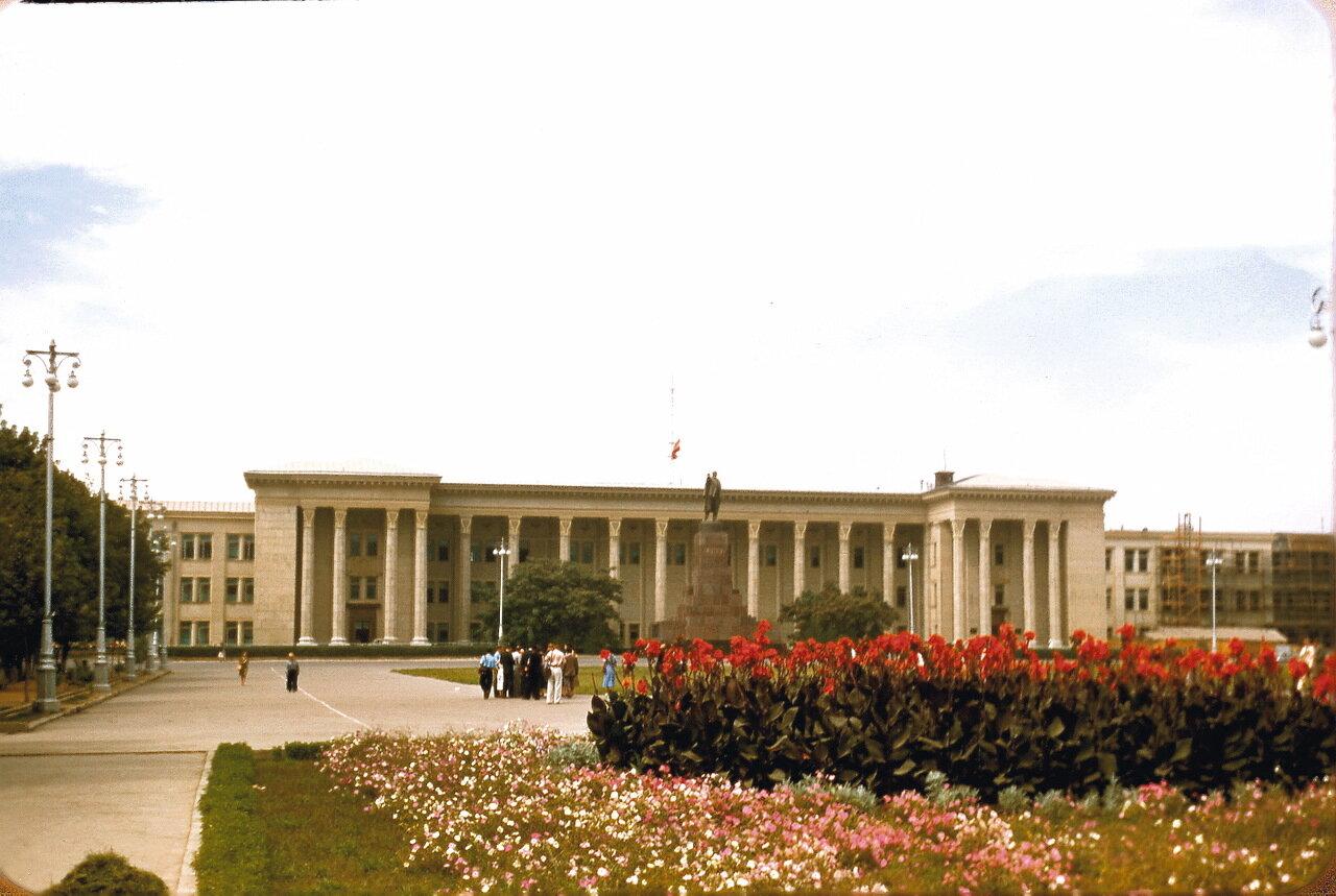 Ташкент. Дворец правительства