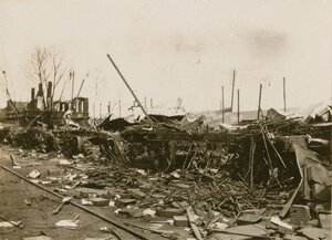 После бомбардировки и захвата Ростова.