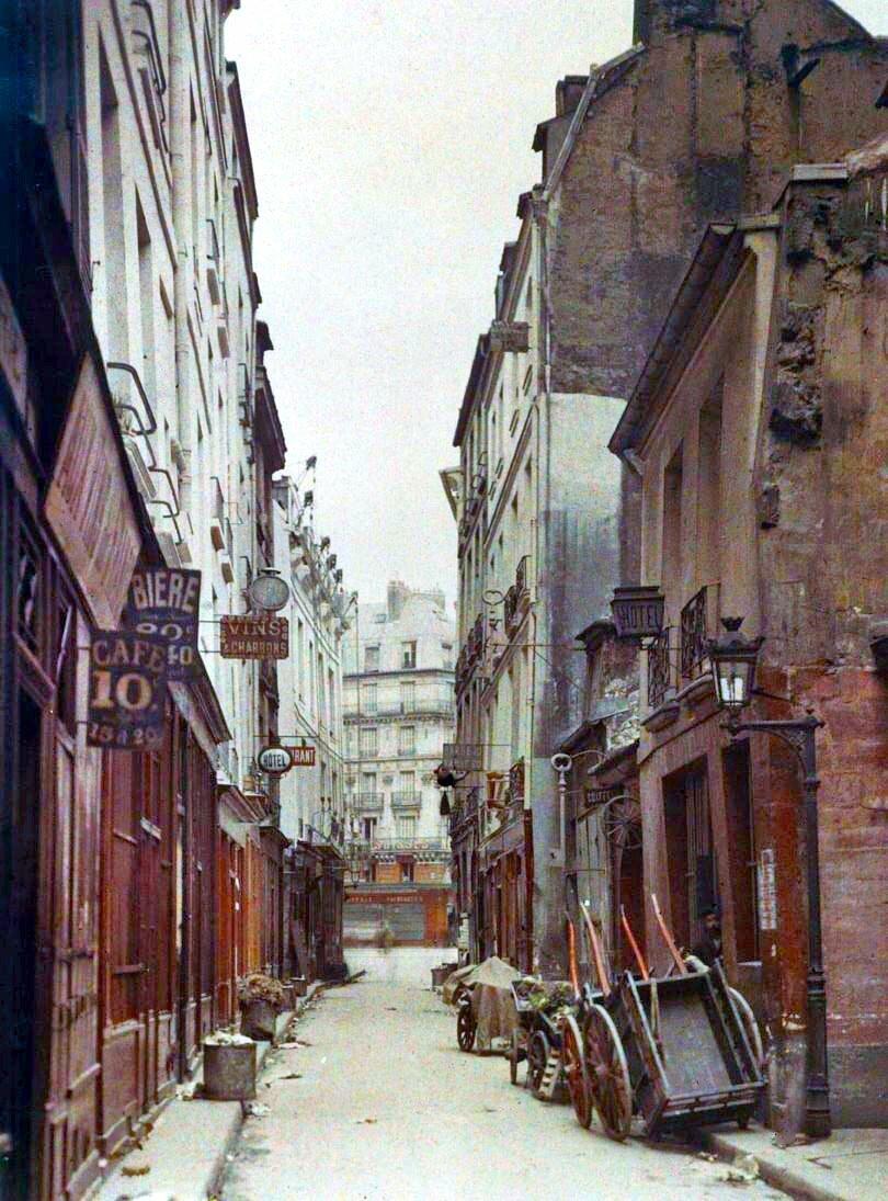 Улица Бивре