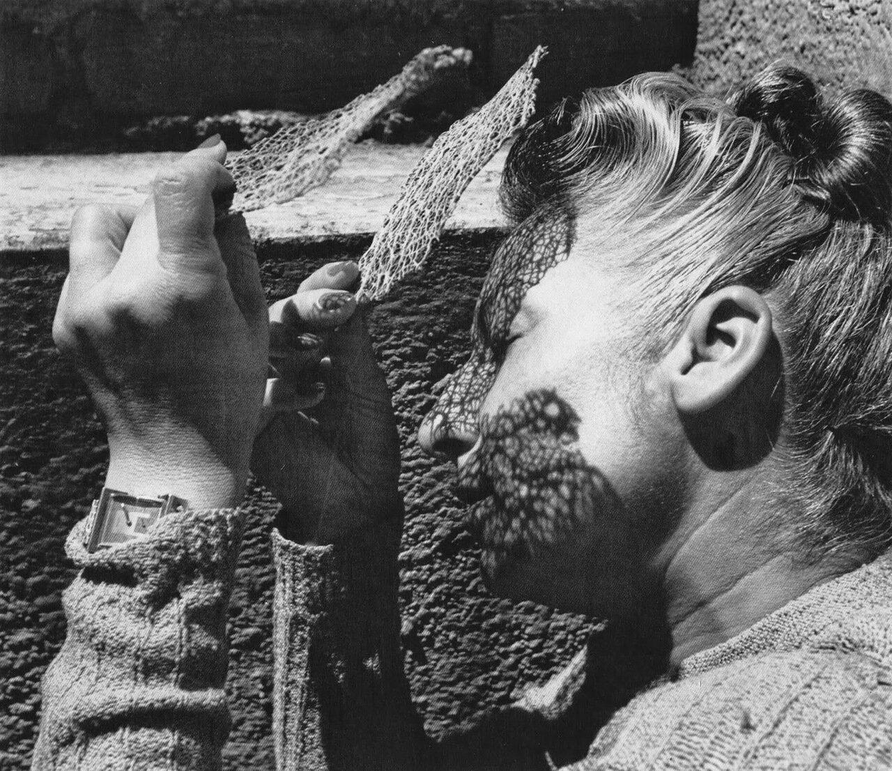 1950. Автопортрет