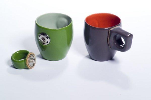Snap Cups - с ручкой или без