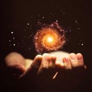 Вселенная на ладонях