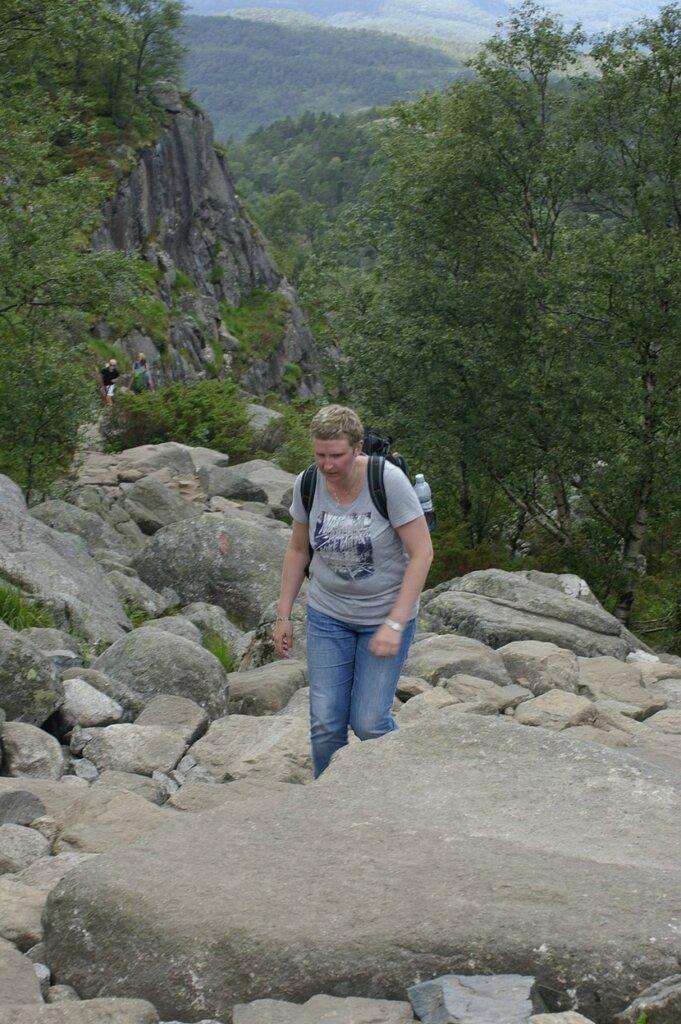 Тарасова Ольга, Норвегия, Ставангер