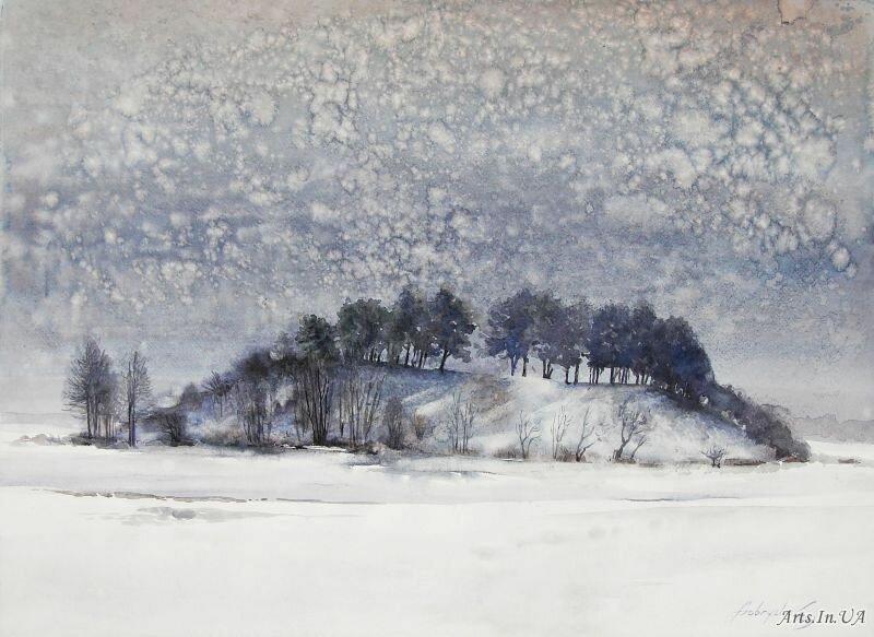 петлюра тихо падает снег слушать