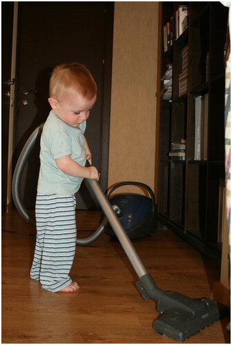 Воспитание самостоятельных трудовых навыков