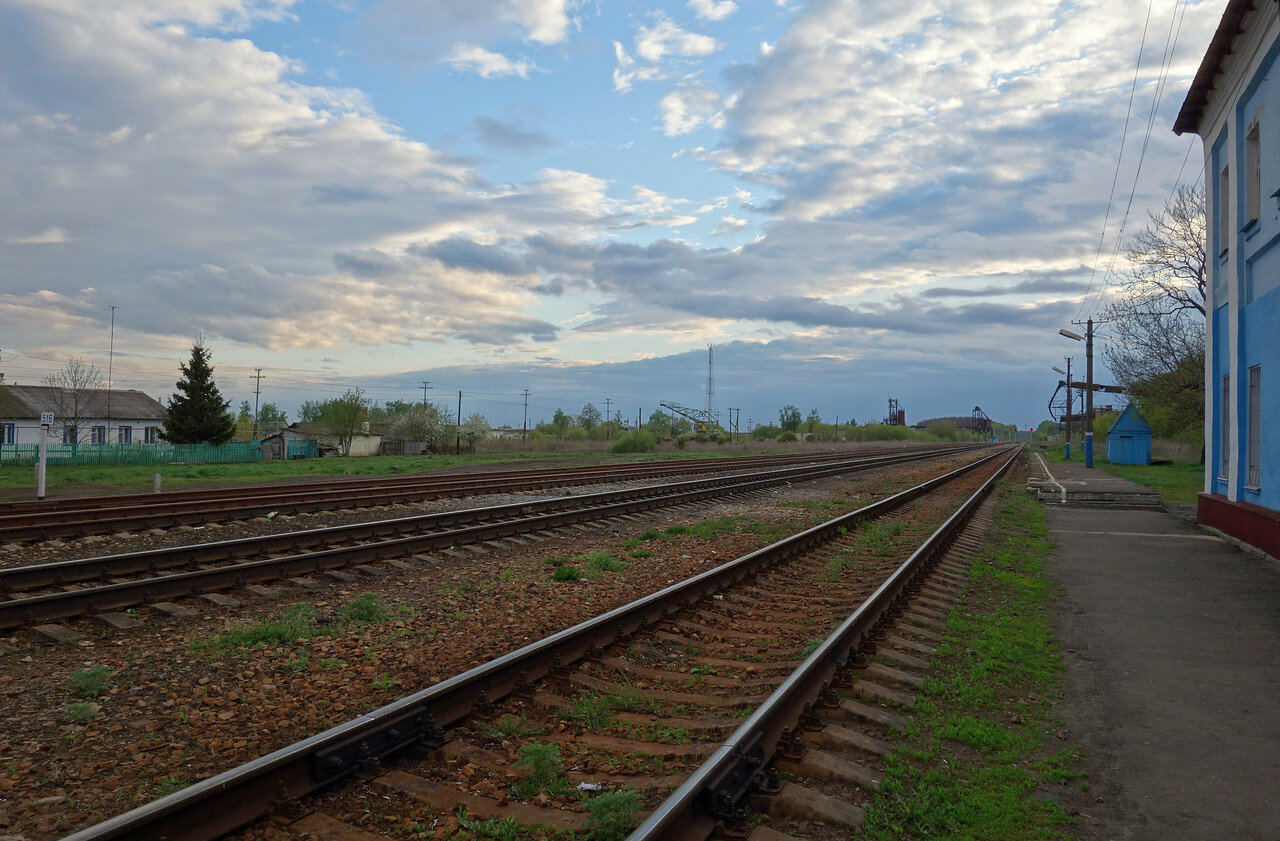 станция Соседка